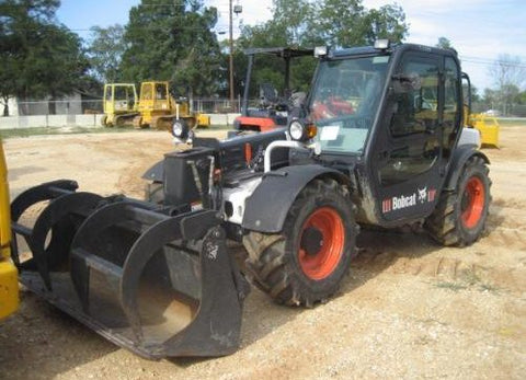 Download 2007 Bobcat V518 VersaHANDLER Workshop Service Repair Manual