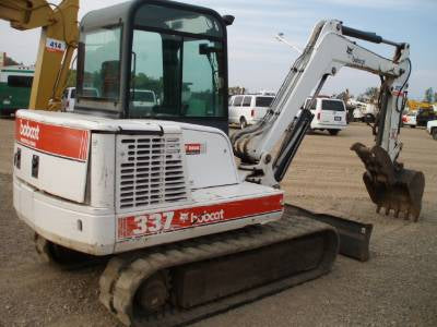 Download 2009 Bobcat 337 341 Mini Excavator Workshop Service Repair Manual