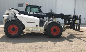 Download 2010 Bobcat V638 VersaHANDLER Workshop Service Repair Manual