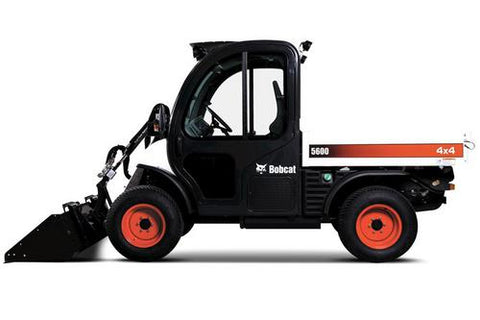 Download 2011 Bobcat Toolcat™ 5600 Utility Work Machine Workshop Service Repair Manual