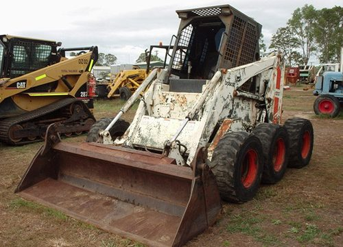 Download Bobcat 1213 Skid Steer Loader Workshop Service Repair Manual