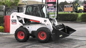 PDF Bobcat 220 Excavator Service Repair Manual (508211999 And Below)