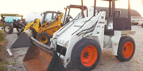 Download Bobcat 2410 Skid Steer Loader Workshop Service Repair Manual