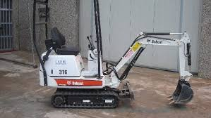 PDF Bobcat 316 Service Repair Manual Excavator(522811001) (522911001)