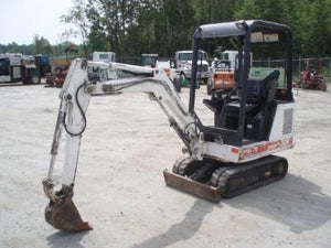 Download Bobcat 320 320L 322 Exavator Service Repair Manual