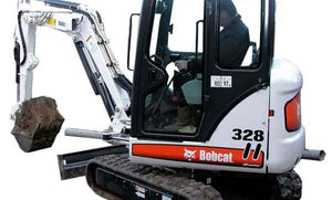 PDF Bobcat 325 328 Excavator (G Series) Service Repair Manual (23411100)