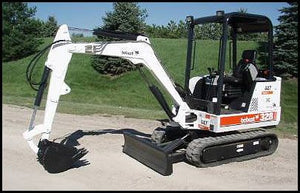PDF Bobcat 325 328 Excavator Service Repair Manual (232511000)