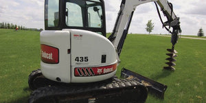 Download Bobcat 435 Mini Excavator Workshop Parts Manual
