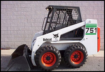 Download Bobcat 751 Skid Steer Loader Workshop Service Repair Manual