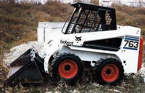 Download Bobcat 763 High Flow Skid Steer Loader Workshop Service Repair Manual