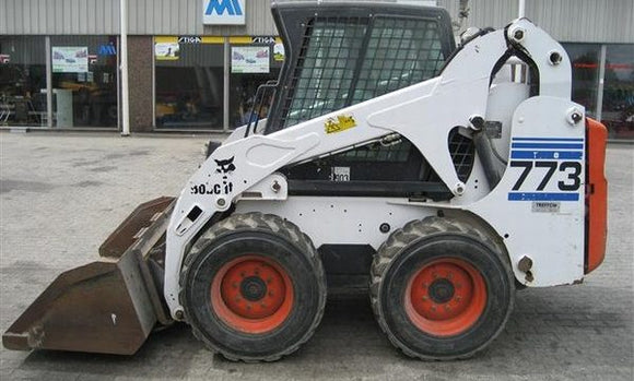 Download Bobcat 773 Turbo Skid Steer Loader Workshop Service Repair Manual