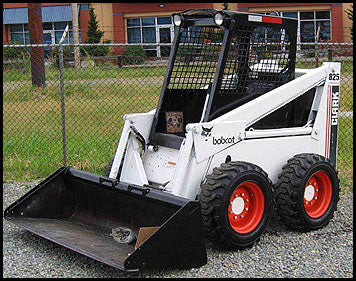 Download Bobcat 825 Skid Steer Loader Workshop Service Repair Manual