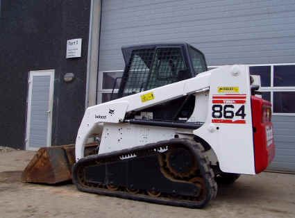 Download Bobcat 864 High Flow Skid Steer Loader Workshop Service Repair Manual