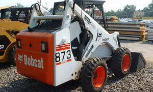 Download Bobcat 873 Skid Steer Loader Workshop Service Repair Manual