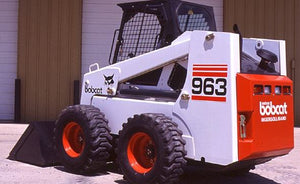 Download Bobcat 963 Skid Steer Loader Workshop Service Repair Manual