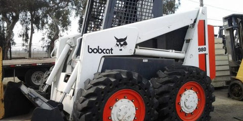 Download Bobcat 980 Skid Steer Loader Workshop Service Repair Manual