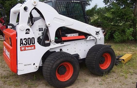 Download Bobcat A300 All-Wheel Steer Loader Workshop Service Repair Manual