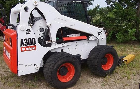 Download Bobcat A300 Turbo Skid Steer Loader Workshop Service Repair Manual