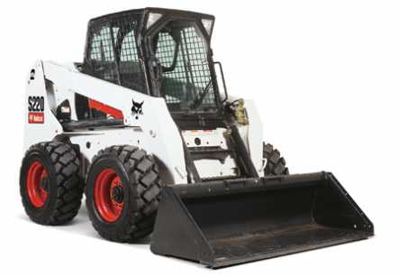 Download Bobcat S220 Turbo High Flow Skid Steer Loader Workshop Service Repair Manual