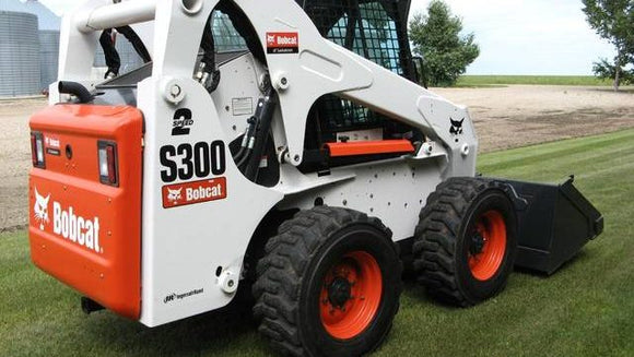 Download Bobcat S250, S300 Skid Steer Loader Workshop Service Repair Manual