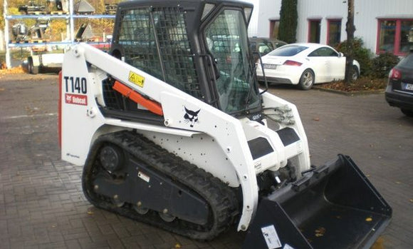Download Bobcat T140 Compact Track Loader Workshop Service Repair Manual