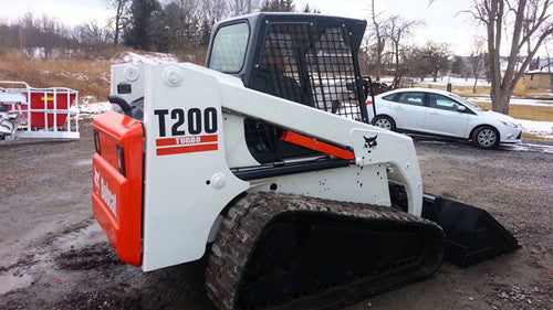 Download Bobcat T220 Turbo High Flow Track Loader Workshop Service Repair Manual
