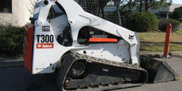 Download Bobcat T300 Compact Track Loader Workshop Service Repair Manual