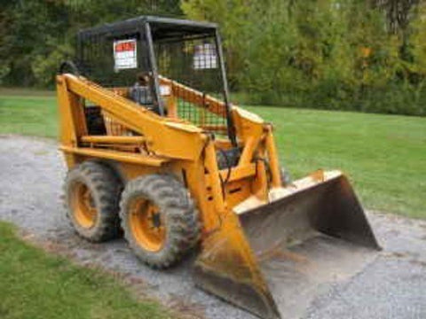 Case 1835 Skid Steer Loader Workshop Service Repair Manual