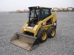 Caterpillar 228 Skid Steer Loader Service Repair Manual 6BZ00001-00699