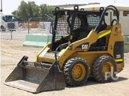 Caterpillar 228 Skid Steer Loader Service Repair Manual 6BZ00700-UP