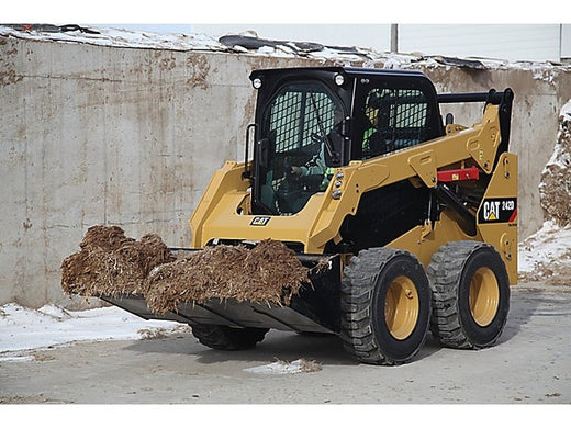 Caterpillar 242D Skid Steer Loader Service Repair Manual A9W00001-UP
