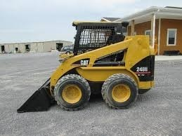 Caterpillar 248 Skid Steer Loader Service Repair Manual 6LZ01000-UP