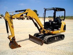 Caterpillar 302.5 MINI HYD EXCAVATOR Service Repair Manual 4AZ