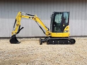 Caterpillar 303.5 MINI HYD EXCAVATOR Service Repair Manual AFW