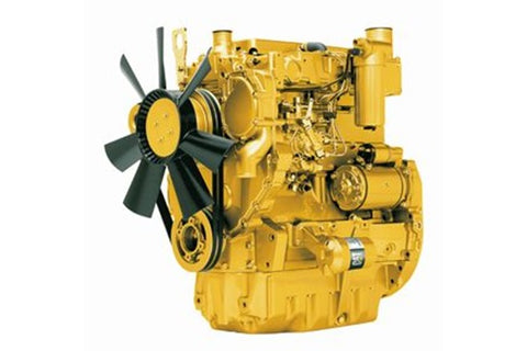 Download Caterpillar 3054B MARINE ENGINE Service Repair Manual CSH