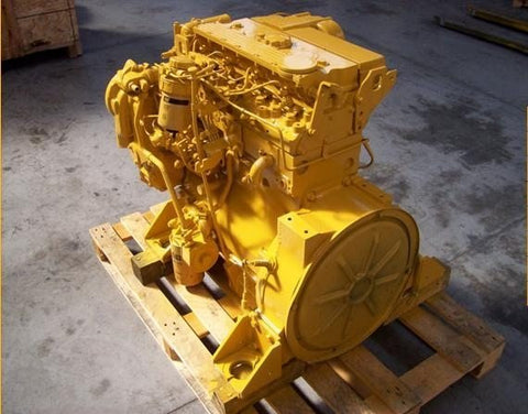 Download Caterpillar 3054C ENGINE - MACHINE Service Repair Manual CRX