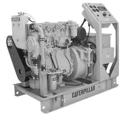 Download Caterpillar 3054 GENERATOR SET Service Repair Manual TCN