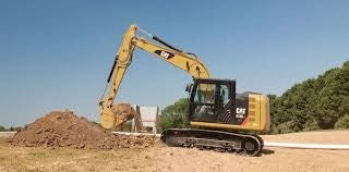 Cat 312E EXCAVATOR Service Repair Manual Download