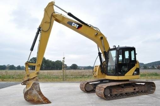 Caterpillar 314C EXCAVATOR Service Repair Manual KJA
