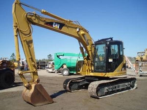 Caterpillar 314C EXCAVATOR Service Repair Manual PCA