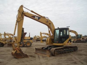 Caterpillar 314C EXCAVATOR Service Repair Manual SNY