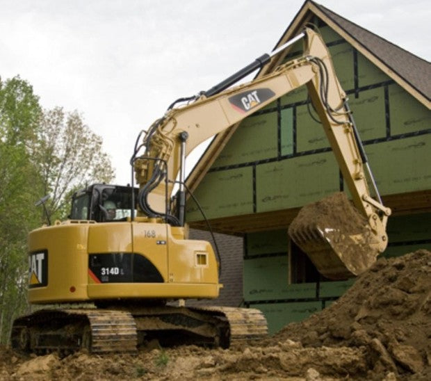 Cat 314D CR EXCAVATOR Service Repair Manual Download