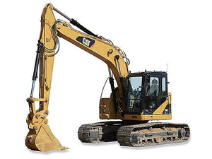 Caterpillar 314D CR EXCAVATOR Service Repair Manual WLN