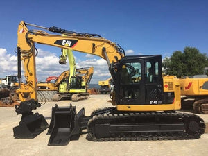 Cat 314D LCR EXCAVATOR Service Repair manual Download