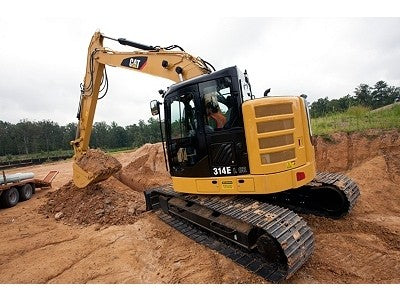 Caterpillar 314E CR EXCAVATOR Service Repair Manual GMD