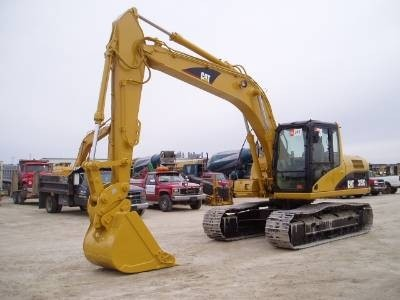 Caterpillar 315C EXCAVATOR Service Repair Manual ANF