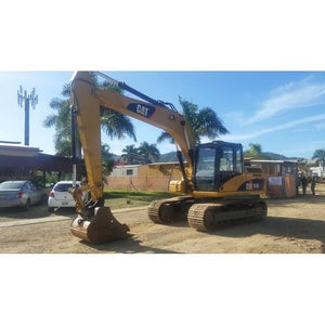 Caterpillar 315D L EXCAVATOR Service Repair Manual BZN