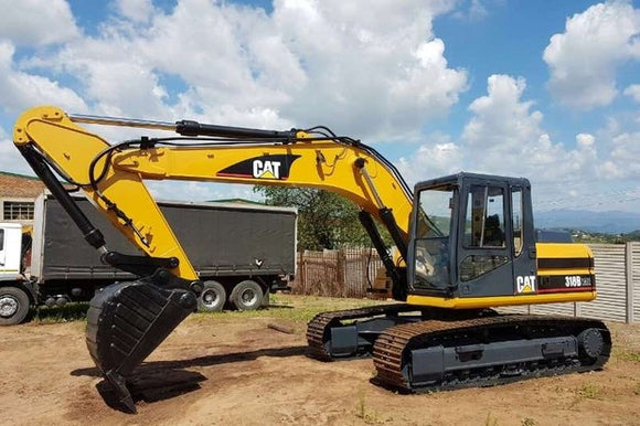 Caterpillar 318B EXCAVATOR Service Repair Manual ADC