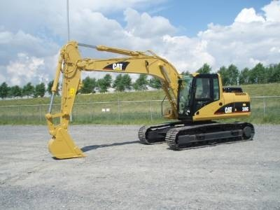 Cat 318C EXCAVATOR Service Repair Manual Download