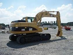 Caterpillar 318C EXCAVATOR Service Repair Manual MDY